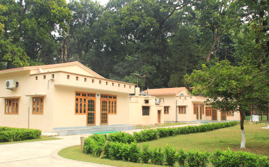 Dudhwa FRH - Dudhwa Forest Rest House