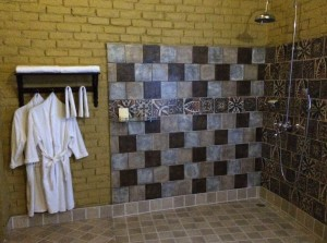 Bathroom of Jhaalas Cottage Jaagir Lodge